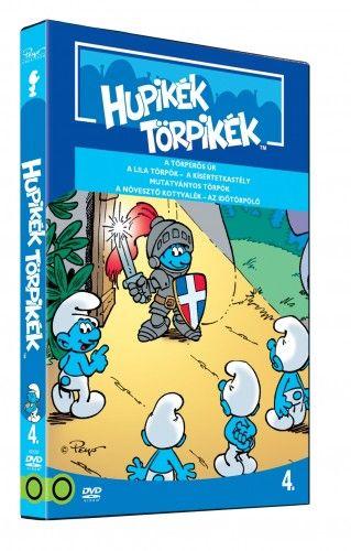 Hupikék Törpikék - A sorozat 4. rész - DVD