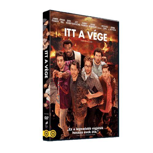 EvanGoldberg,SethRogen - Itt a vége-DVD