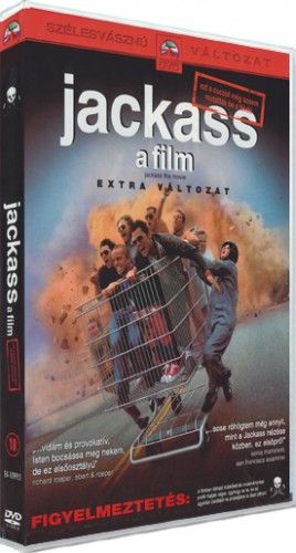 Jeff Tremaine - Jackass - a film-DVD