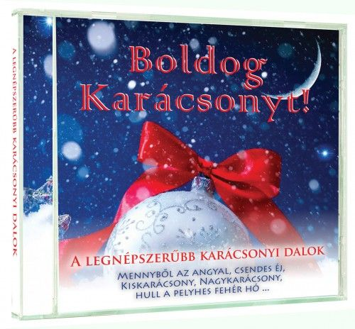 Boldog karácsonyt! (2015)-CD - Több előadó |