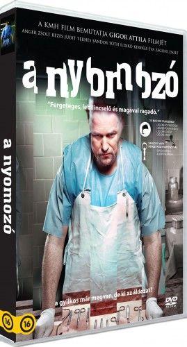 Gigor Attila - A nyomozó -DVD
