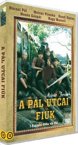 A Pál utcai fiúk -DVD
