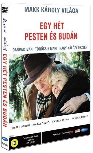 Egy hét Pesten és Budán-DVD