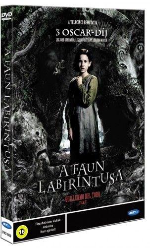 A Faun labirintusa -DVD
