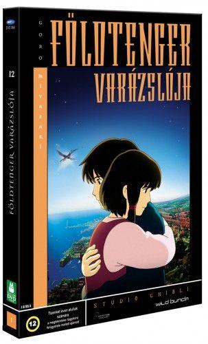 Földtenger varázslója-DVD