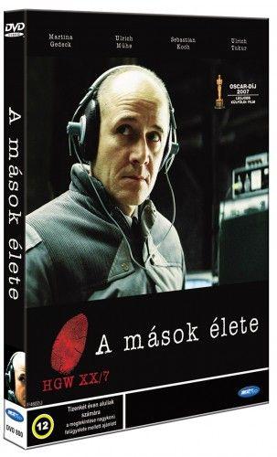 A mások élete-DVD