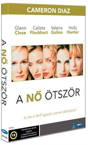 A nő ötször-DVD