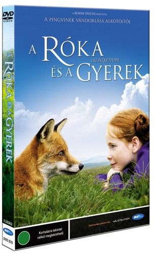 A róka és a gyerek -DVD