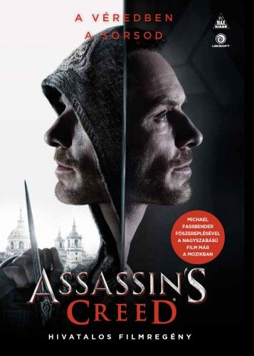 Assassin's Creed: A hivatalos filmregény - Christie Golden pdf epub