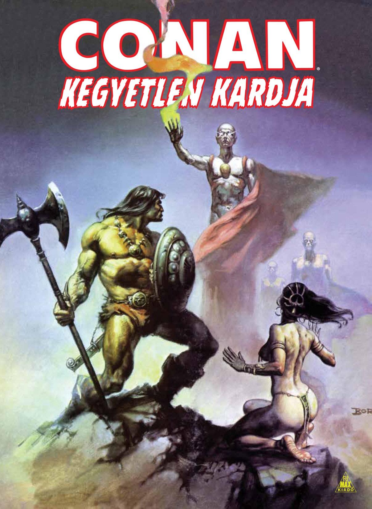 Conan kegyetlen kardja 2.