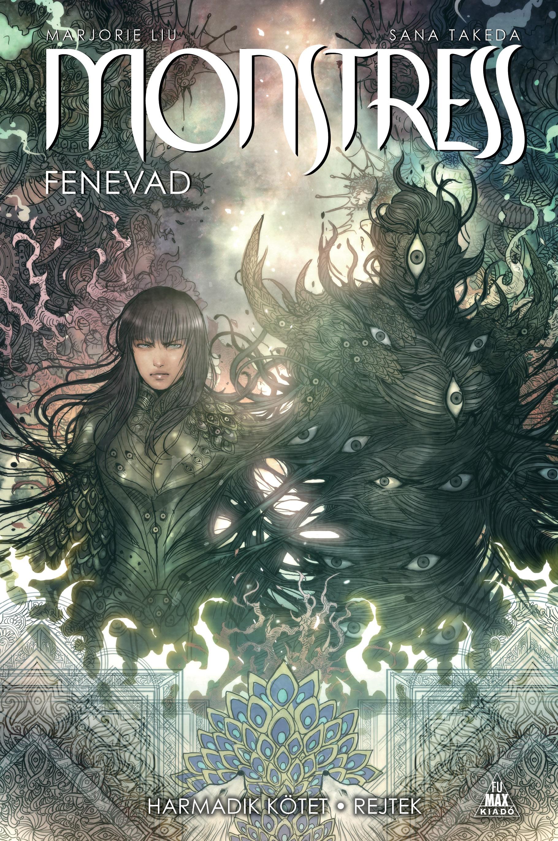 Monstress - Fenevad 3.