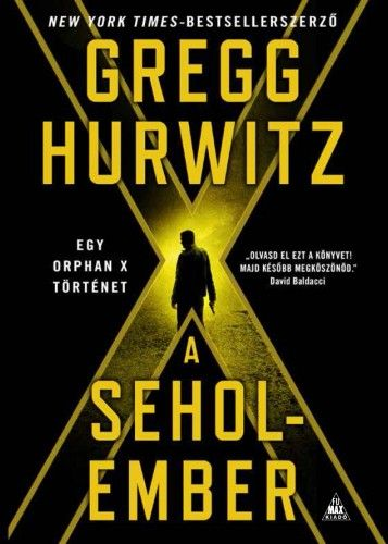 Gregg Hurwitz - A Seholember  - Orphan X 2.