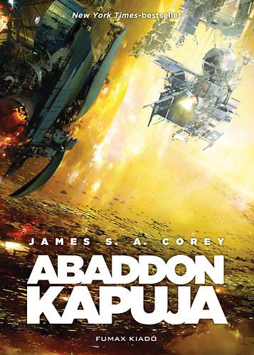Abaddon kapuja - James S. A. Corey |
