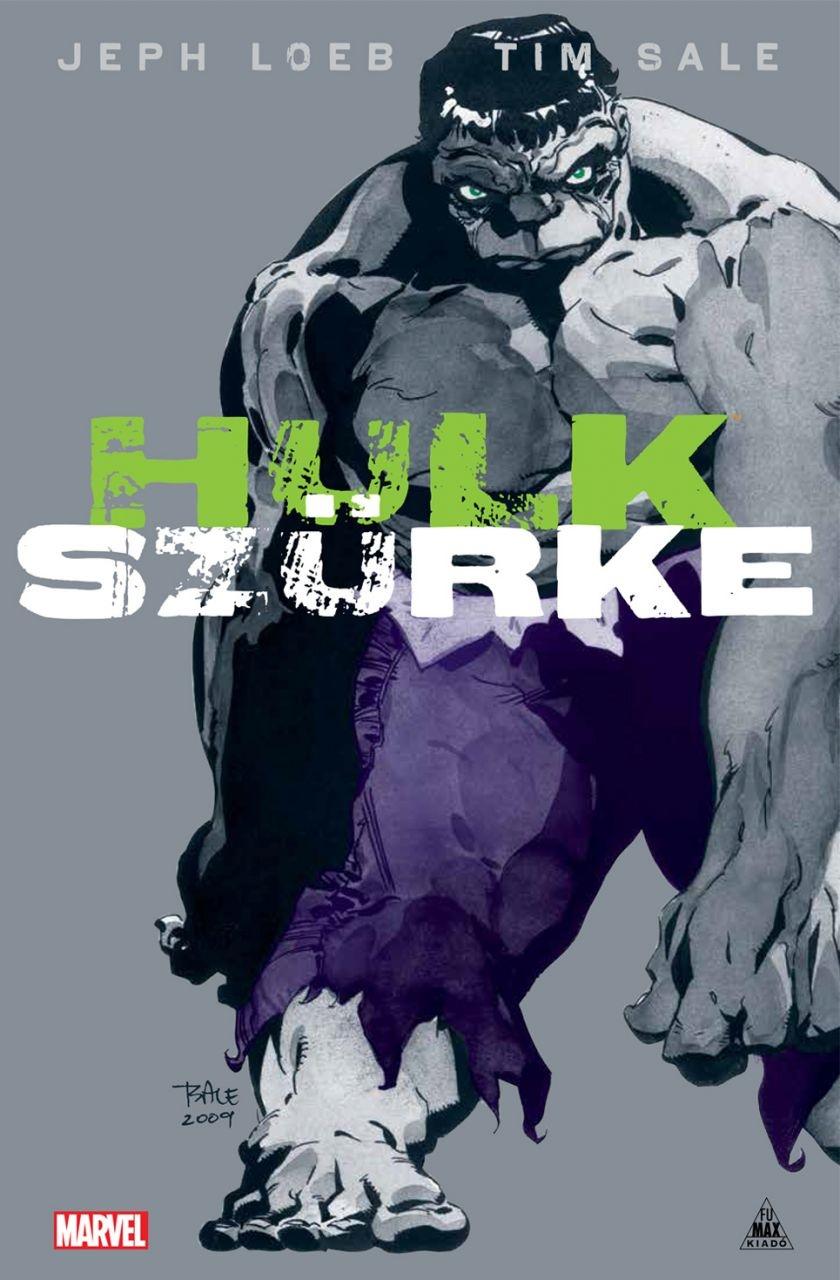 Hulk: Szürke - Jeph Loeb pdf epub