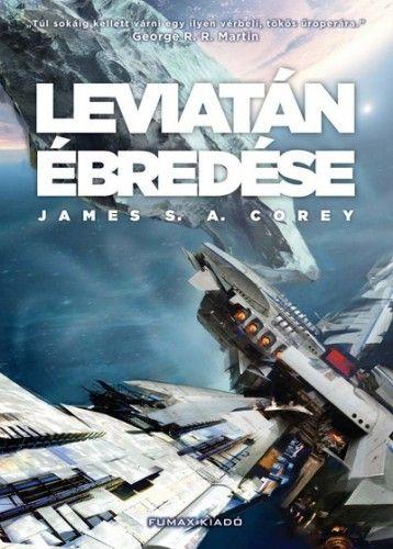 Leviatán ébredése - James S. A. Corey pdf epub