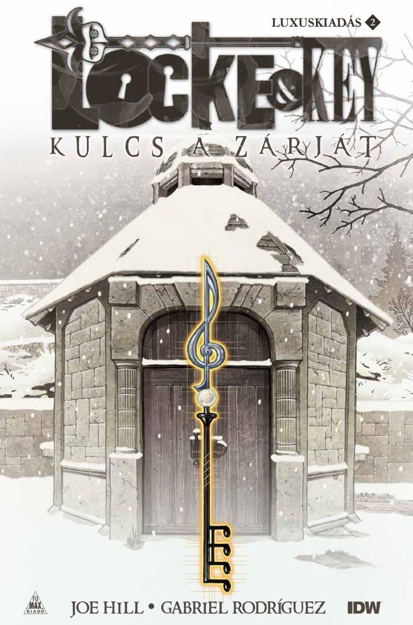 Locke & Key - Kulcs a zárját 2.