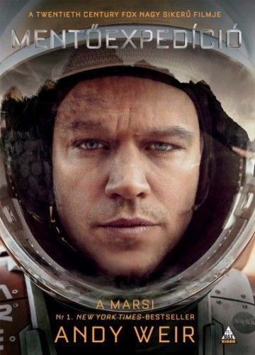 Andy Weir - A marsi - Mentőexpedíció
