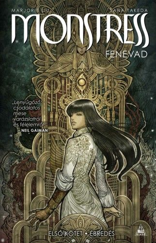Monstress - Fenvead