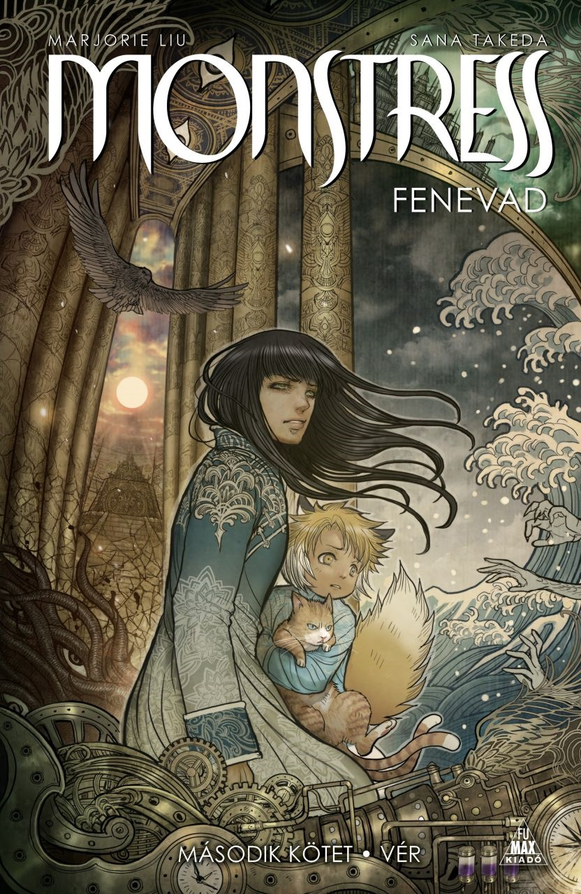 Monstress - Fenvead 2.