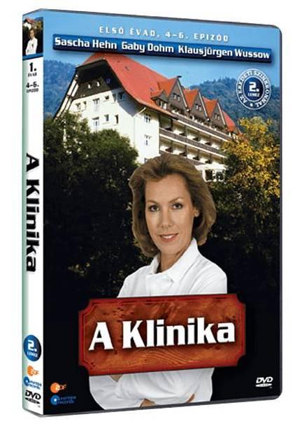 Klinika 1. évad 2. - DVD