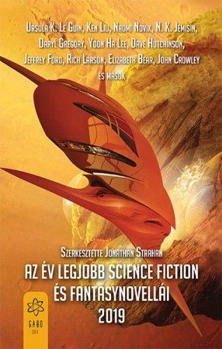 Az év legjobb science fiction és fantasynovellái 2019