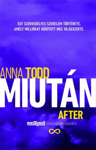 Miután / After - Anna Todd pdf epub