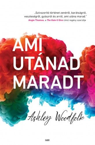 Ami utánad maradt - Ashley Woodfolk pdf epub