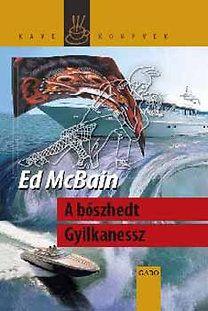 A bőszhedt Gyilkanessz - ED McBain pdf epub