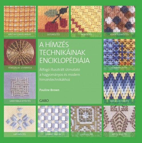 A hímzés technikáinak  enciklopédiája