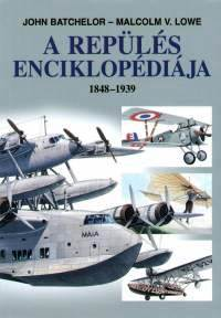 A repülés enciklopédiája - 1848 - 1939