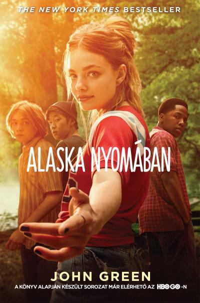 Alaska nyomában - filmes borítóval