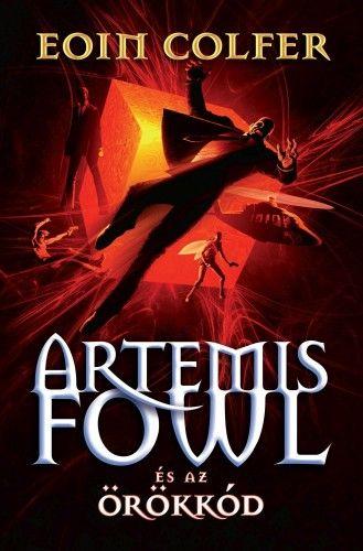 Eoin Colfer - Artemis Fowl és az örökkód