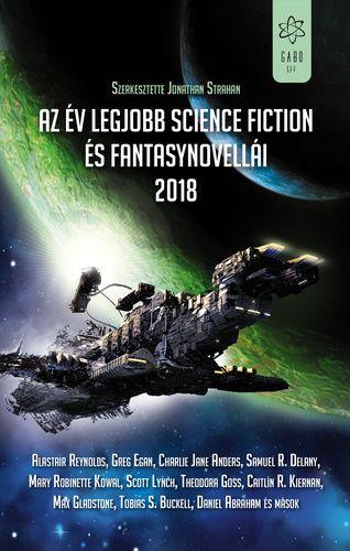 Az év legjobb science fiction és fantasynovellái 2018 -  pdf epub