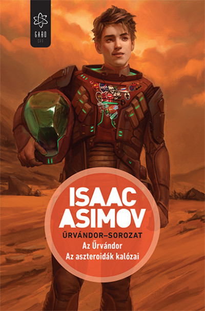 Az űrvándor - Az aszteroidák kalózai - Isaac Asimov |