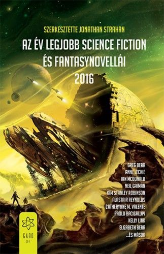 Az év legjobb science fiction és fantasynovellái 2016 -  pdf epub
