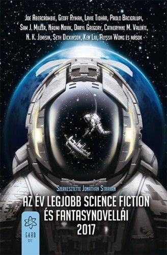 Az év legjobb science fiction és fantasynovellái 2017 -  pdf epub