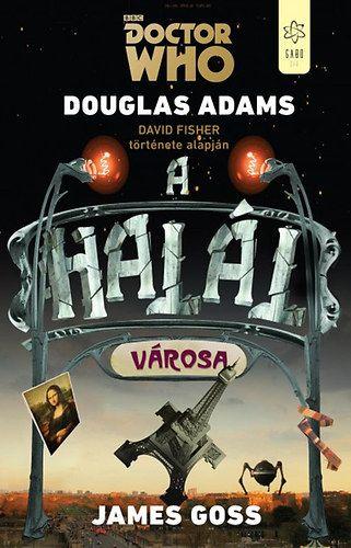 A halál városa - Douglas Adams pdf epub
