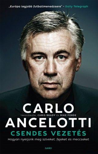 Csendes vezetés - Carlo Ancelotti |