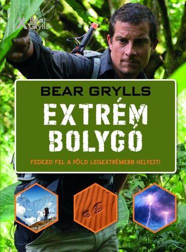 Extrém bolygó - Bear Grylls pdf epub