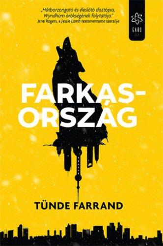 Farkasország - Tünde Farrand pdf epub
