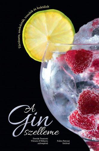 A gin szelleme - Vittorio D'Alberto |