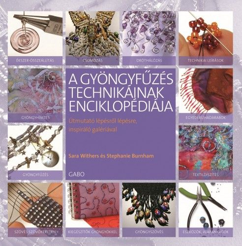 A gyöngyfűzés technikáinak  enciklopédiája