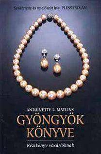 Gyémántok - Antoinette Matlins pdf epub