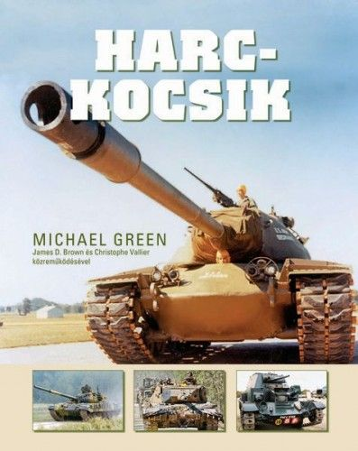 Harckocsik - Michael Green pdf epub