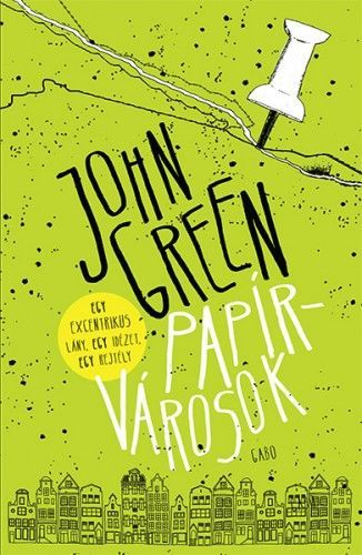 Papírvárosok - puhatáblás - John Green pdf epub