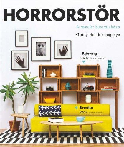 Horrorstör – A rémület bútoráruháza