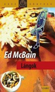 Lángok - ED McBain pdf epub