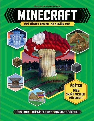 Minecraft építőmesterek kézikönyve - Joey Davey pdf epub