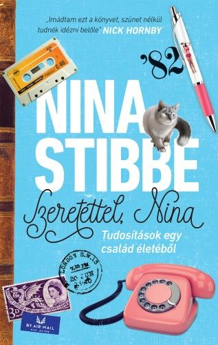 Szeretettel, Nina - Nina Stibbe pdf epub