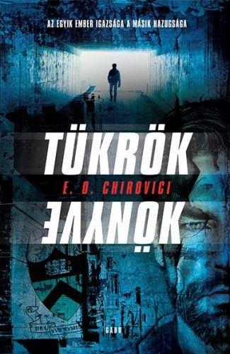 Tükrök könyve - E. O. Chirovici pdf epub